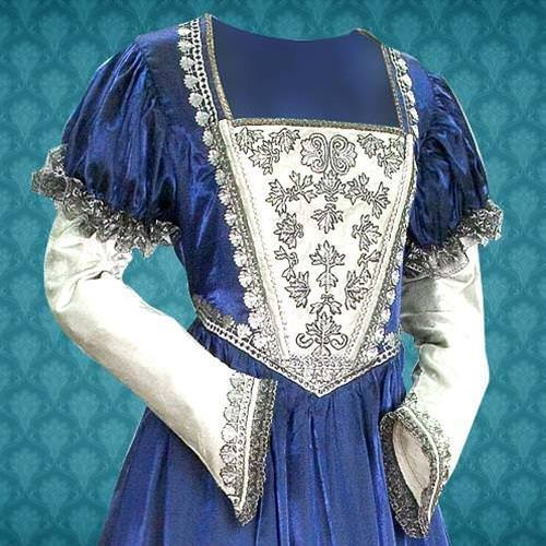 Picture of Lady of Leeds Gown