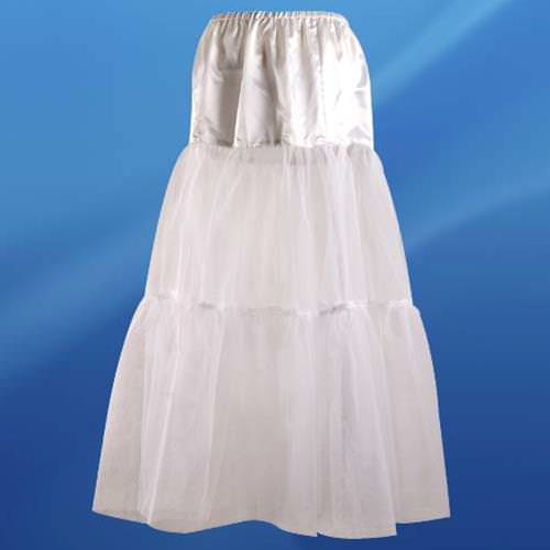 Picture of White Underskirt