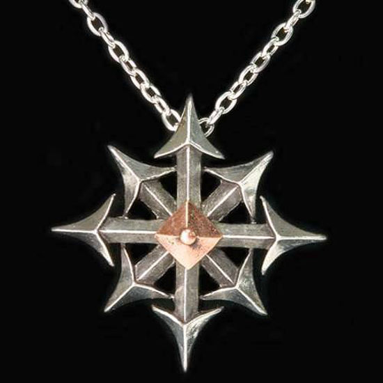 Picture of Chaos Star Pendant