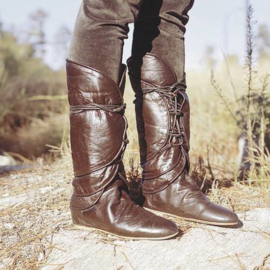 Picture of Soft Leather Boots