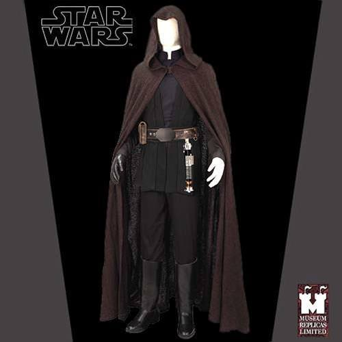 Picture of Luke Skywalker Full Jedi Ensemble with Boots