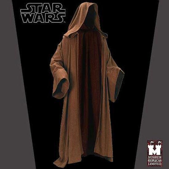 Picture of Obi-Wan Kenobi Jedi Cloak