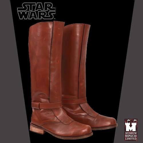 Picture of Obi-Wan Kenobi Jedi Boots