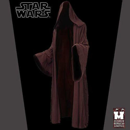 Picture of Anakin Skywalker Jedi Cloak