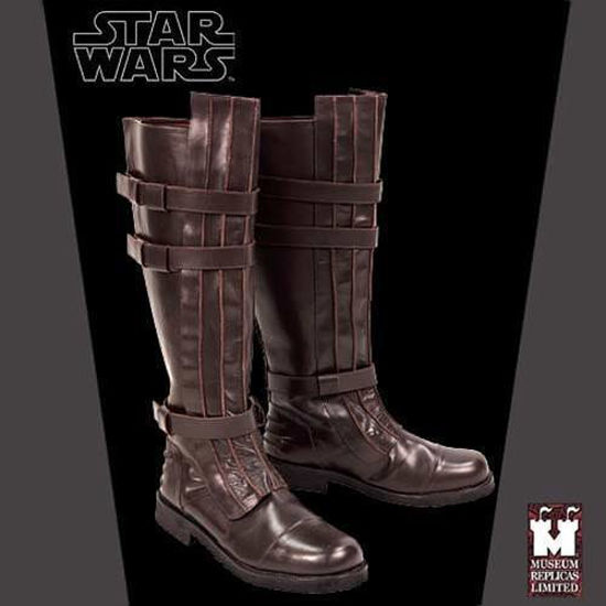 Picture of Anakin Skywalker Jedi Boots