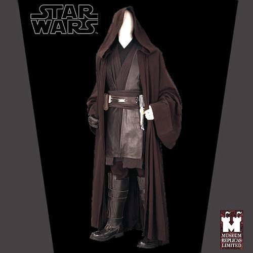 Picture of Anakin Skywalker Full Jedi Ensemble with Boots