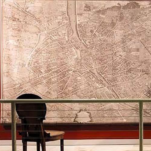 Picture of 1739 Paris Map Portfolio