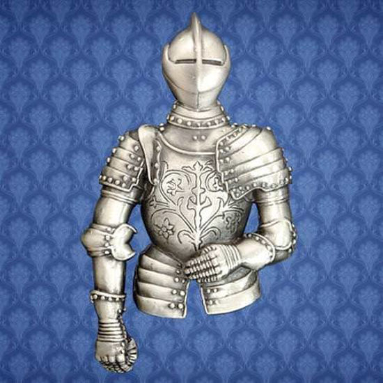 Picture of Half Suit Of Armor Knightly Pin
