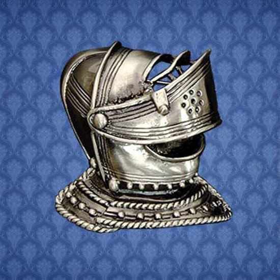 Picture of Helmet Knightly Pin