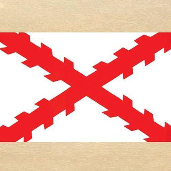 Picture of Cross of Ensign Flag