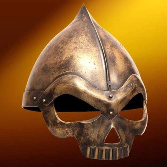 Picture of Skull LARP Helm