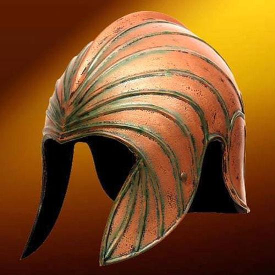 Picture of Elven LARP Helm