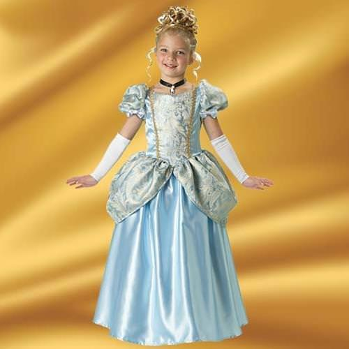 Picture of Enchanting Princess Girl's Costume