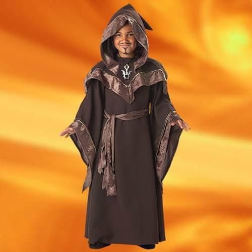 Picture of Mystic Sorcerer Child's Costume