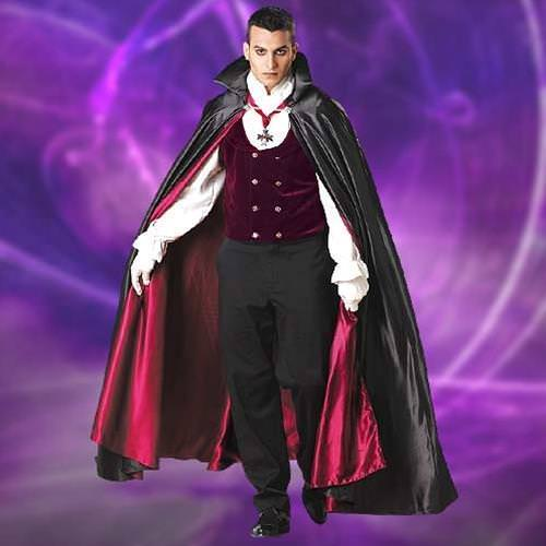 Picture of Gothic Vampire Complete Costume
