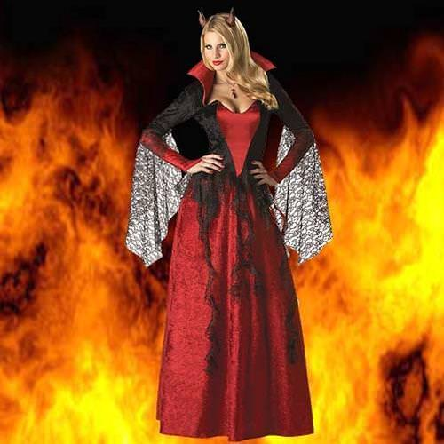 Picture of Devil's Desire Ladies Compete Costume