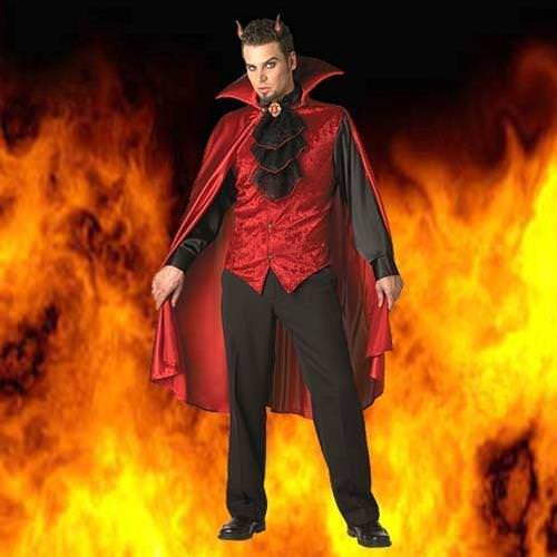 Picture of Dashing Devil Complete Costume