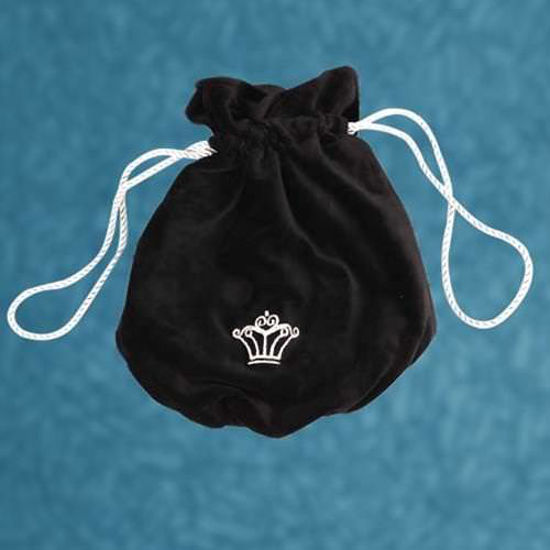 Picture of Tiara Bag Velvet Pouch
