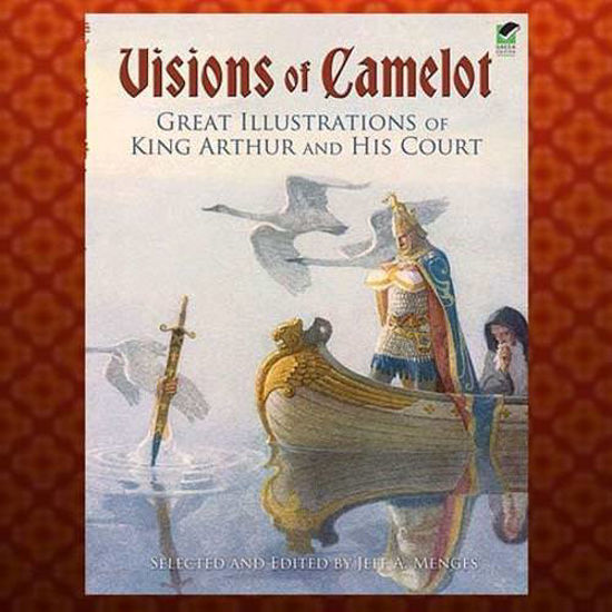 "Picture of ""Visions of Camelot"" Book"
