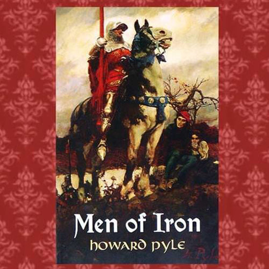 "Picture of ""Men of Iron"" Paperback Book"