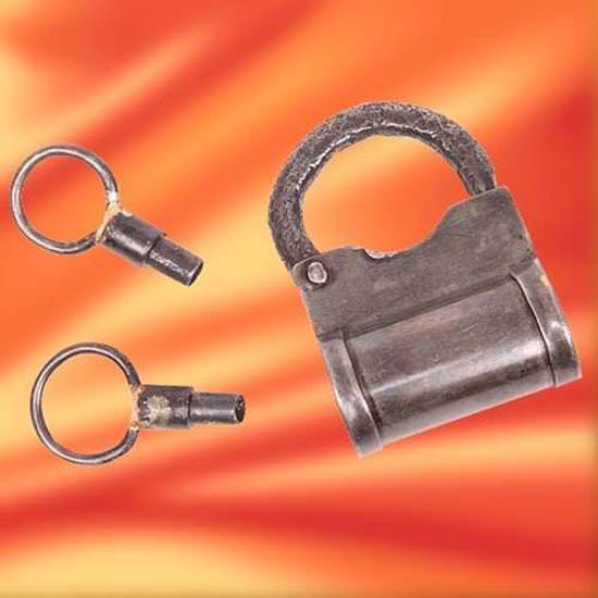 Picture of Dungeon Padlock