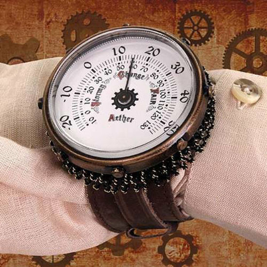Picture of Steampunk Aether Monitor