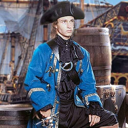Picture of European military Captain's Coat