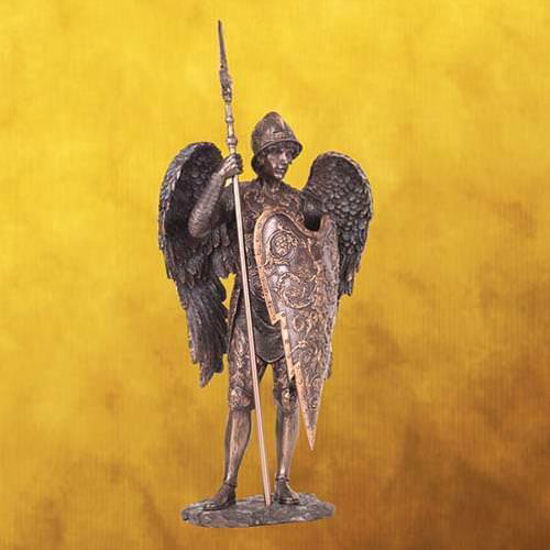 Picture of Angel of God Statue of Saint Michael