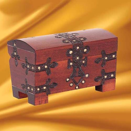 Picture of Mini Pirate Chest