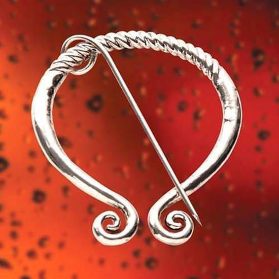 Picture of Celtic Clasp, Silver