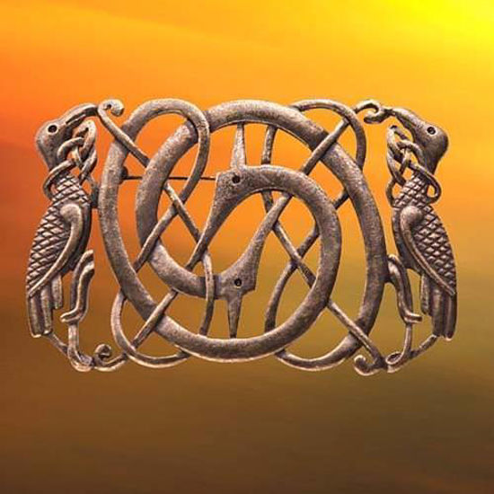 Picture of Celtic Brooch Pin