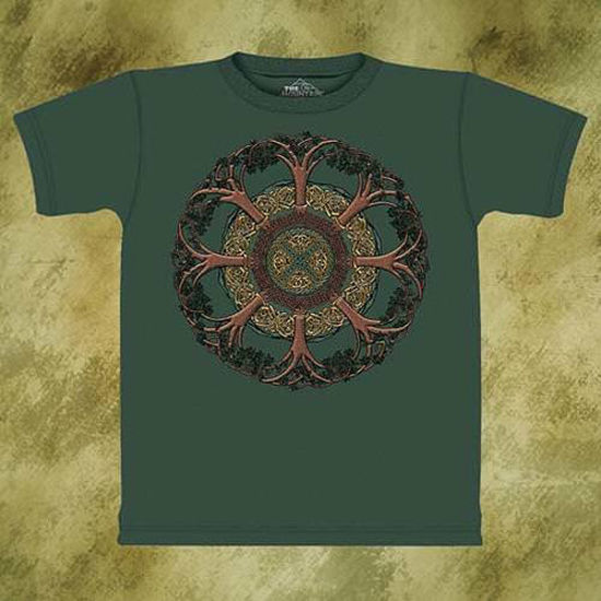 Picture of Celtic Tree T-Shirt