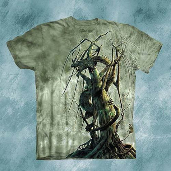 Picture of Dragon Tree T-Shirt