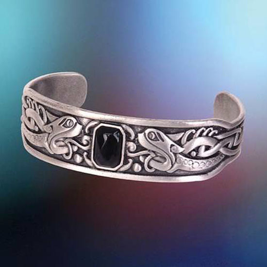 Picture of Viking Onyx Bracelet