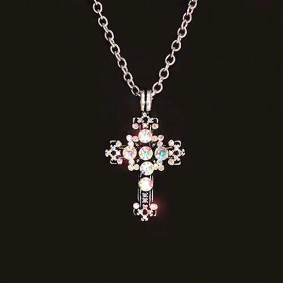 Picture of Cross Of Anne Necklace
