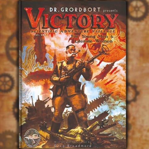 "Picture of ""Dr. Grordbort presents Victory..."""