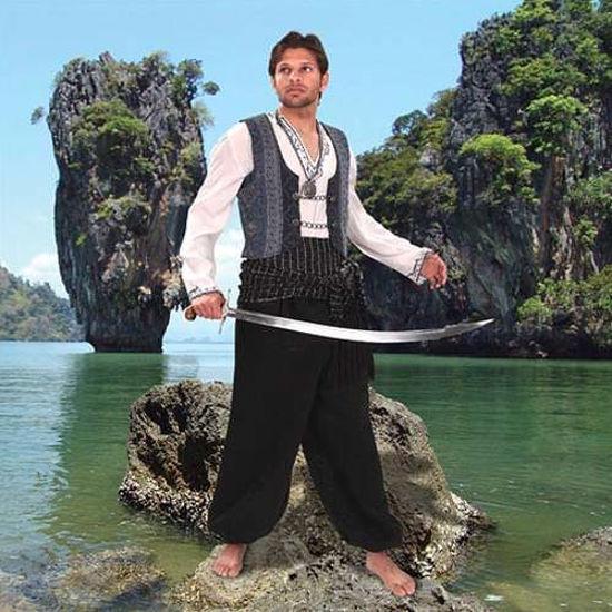 Picture of Captain Sinbad Vest
