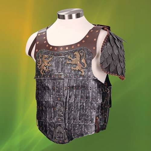 Picture of Archers Breastplate w/ Pauldron