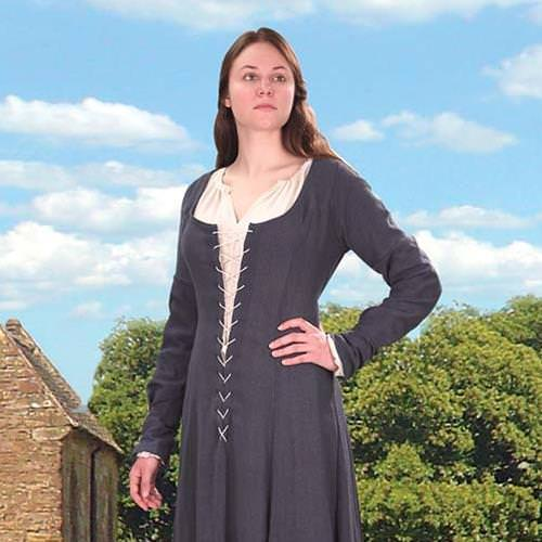 Picture of Maid Marion Huntingdon Dress w/ Chemise