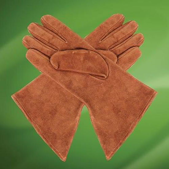 Picture of Maid Marion Suede Gloves