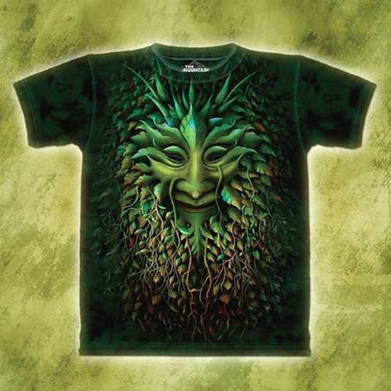 Picture of Green man T-Shirt