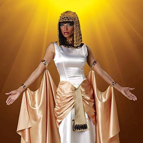 Picture of Cleopatra Complete Costume