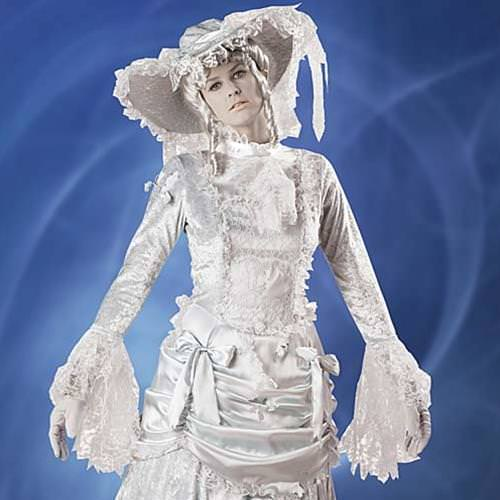 Picture of Ghostly Lady Complete Costume