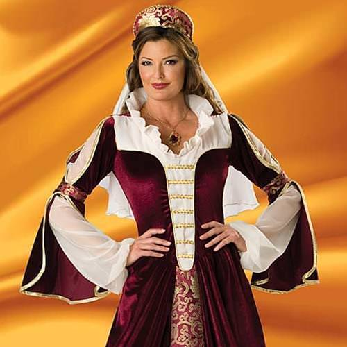 Picture of Elegant Empress Complete Costume
