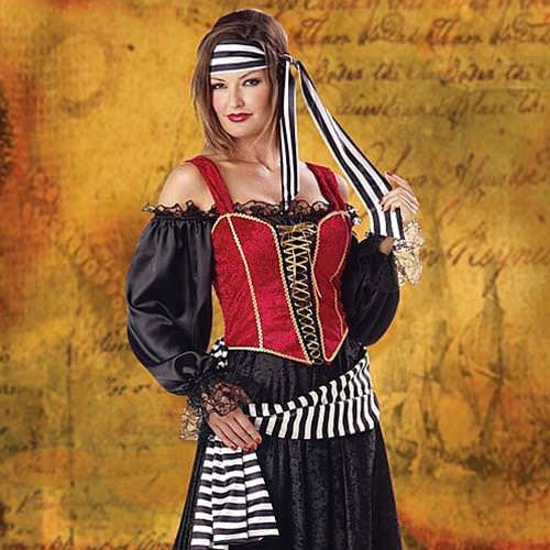 Picture of Pirate Lady Complete Costume