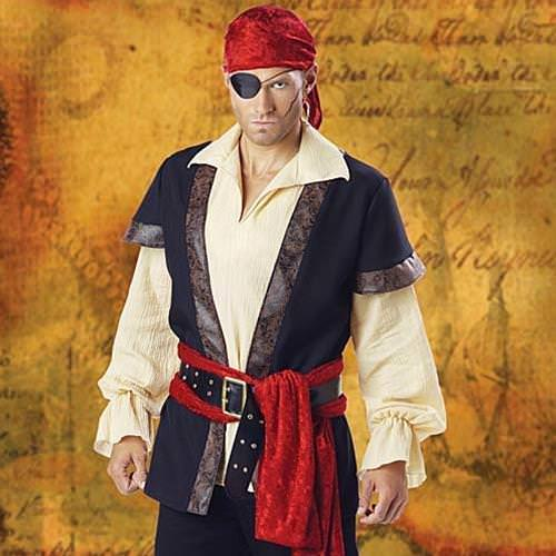 Picture of Pirate Complete Costume