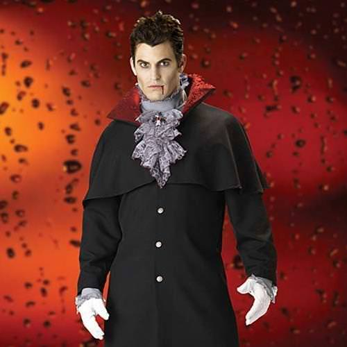 Picture of Vampire Complete Costume