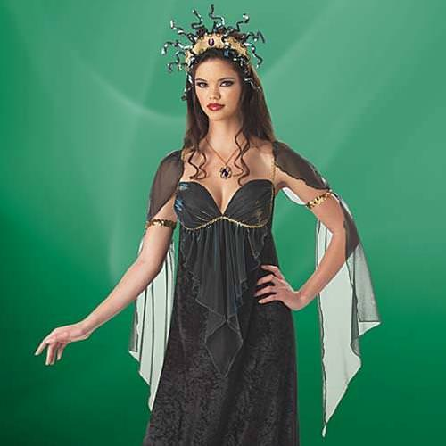 Picture of Mythical Medusa Ladies Complete Costume