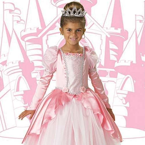 Picture of Fairytale Princess Girl's Costume