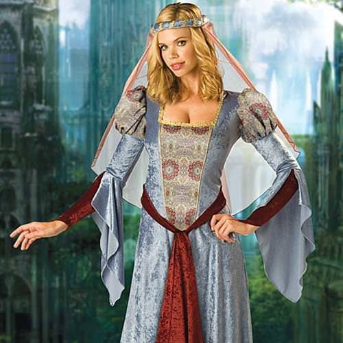 Picture of Maid Marian Complete Costume